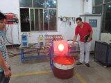 Fornace facile del forno di Melter del metallo di induzione elettrica di funzionamento 50kg di vendita calda