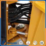 China ZL20 2ton Weifang Payloader nuevo mini cargadora de ruedas frontales