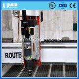 Rotary 4th Axis Wood Wooden Door Gravação Esculpindo Atc1325L CNC Wood Machinery