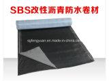 防水シートの膜に屋根を付ける高い範囲3mmのSbsによって修正される瀝青