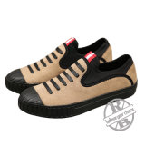 新しい販売の人の方法偶然のズック靴