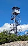 Собственная личность - поддерживая стальная башня вахты предохранителя решетки