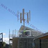 Turbina de vento vertical pequena de Vawt para o sistema híbrido de vento solar