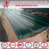 22ゲージPPGIのカラーによって塗られる電流を通された波形の鋼鉄屋根ふきシート