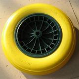 固体車輪PUの泡の車輪