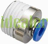Qualität eine Noten-pneumatische Messingbefestigung mit Cer (POC5/16-N01)