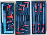 Le Cabinet d'outil de beaucoup de tiroirs avec des outils ou vident (FY05A2)