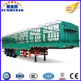 3 degli assi 40t del carico utile del palo del camion rimorchio semi per trasporto