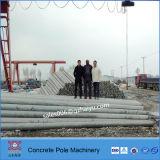 Schlüsselfertige Lösungs-konkrete Pole-Maschine