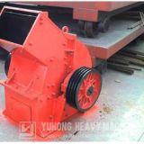 Frantumatore a martelli facile della roccia di manutenzione di Yuhong con la struttura certa