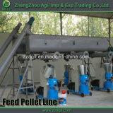 Korrel die de van uitstekende kwaliteit van het Voer van de Lopende band van het Dierenvoer Plant voor het Vee van het Gevogelte van Vissen maken