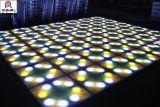 색깔 변하기 쉬워 방출 꽃 효력 LED 위원회 지면