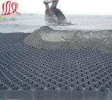 HDPE Geocell utilizzato nella costruzione del fondo stradale