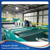 A decoração de interiores de automóveis não tecidos da linha de produção da Máquina