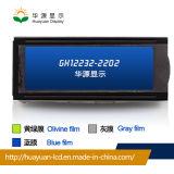 Панель экрана модуля индикации Stn 122*32dots LCD