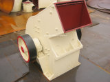 Стан дробилки молотка малого двигателя дизеля стеклянный