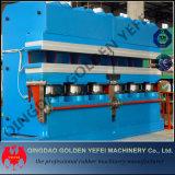 Pneu rechapant réutilisant la presse hydraulique de vulcanisateur