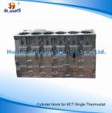 Il blocco cilindri delle parti di motore per Cummins 6CT sceglie il termostato 3939313