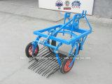 Agricultura implementar tractor de una sola fila de la cosechadora de patata con precio de fábrica