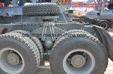 420CV Sinotruk HOWO-A7 de la cabeza del tractor tractor camión 6X4