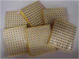 Contrassegno autoadesivo del PVC dell'autoadesivo adesivo di carta di Pirnted (Z18)