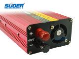 Suoer 1000W DC 48V al inversor eléctrico de la energía del coche de la CA (SUB-E1000F)