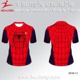 Man Sport 3D Sublimation Running Shirt Wear Apparel