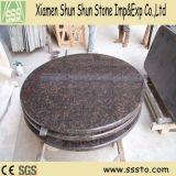 Hot vendre Tan Brown comptoirs en granit Vanity Tops