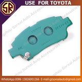 고품질 자동차 부속 브레이크 패드 Toyota를 위해 04465-52040