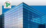 青銅、青、緑、灰色の染められた反射フロートガラス(3-10mm)