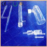 カスタマイズされた水晶ガラスのHach Hachのアクセサリアンモナル窒素の流出のびんの余分なコップエクステンダーLzp361