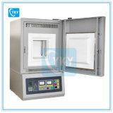 fornace elettrica dell'alloggiamento del forno a muffola/casella del laboratorio 1200c per il trattamento termico a temperatura elevata