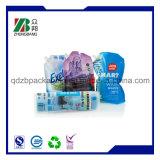 Sac de conditionnement en plastique détergent à lessive