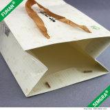 Sac de shopping en papier réutilisable Profestional