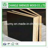 La madera contrachapada hecha frente película fenólica de la alta calidad, película fenólica de 18m m hizo frente a la madera contrachapada