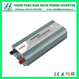 DC24V AC110/120V 1000W Portable onda senoidal pura Inversor de Energia (QW-P1000)