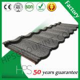 Строительный материал Крыши с покрытием из камня плитка металлические алюминиевого листа крыши 50 лет гарантии