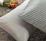 100% algodón estilo simple de cama de conjuntos de planos (T47)