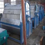 Filtro de disco del vacío del mineral de la explotación minera para el tratamiento de aguas