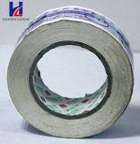 La buena calidad modificó la cinta adhesiva impresa insignia del embalaje para requisitos particulares de BOPP