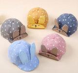 最新の日よけの綿の室内用V字型テレビアンテナのばねおよび夏の赤ん坊の帽子