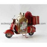 La maggior parte della festa decorativa operata splendida che impacca con il regalo della lozione del corpo del gel dell'acquazzone ha impostato nella decorazione della bici del motore del ferro
