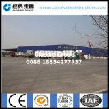 Estructura de acero del almacén ligero grande del taller