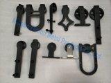 Cabina de Dimon que resbala el hardware de la puerta de granero (DM-CGH 022)