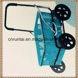 Panier d'outils 4 roues Bagage Shopping Trolley