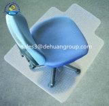 Pli를 가진 사무실 사용 PVC 의자 매트