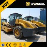 Rodillo de camino doble del tambor de Changlin del rodillo del compresor de 10 toneladas
