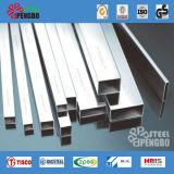 Pipe de grand dos d'acier inoxydable pour la décoration