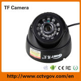 Night小型Vision 0.3mega Pixel USB Dome TF Card Camera