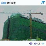 Eingabe-großer Turmkran der Qualitäts-16t für Aufbau